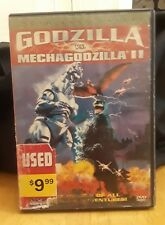 Godzilla Vs. Mechagodzilla II Japanese (DVD, 2005, Region 1) Widescreen