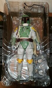 Sideshow Collectibles Star Wars Boba Fett ESB 1/6 scale
