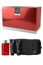 Dunhill Desire Red Hombre Edt Spray 100ml S/gel 90ml, un afeitado bálsamo 90ml/