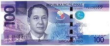 PHILIPPINES 100 Pesos 2010 P208a UNC Banknote