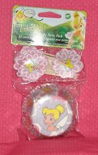 Tinker Bell,Fairies,Cupcake Papers,Picks,Combo Pk. Pink,Wilton, Bake Cups, Party