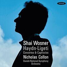Haydn / Ligeti / Sha - Concertos And Capriccios [New CD]