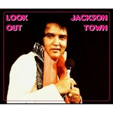 ELVIS PRESLEY - LOOK OUT JACKSON TOWN - 3 CD set RARE