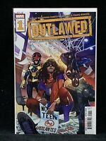 Outlawed #1/ 2020 Marvel Comic/ 1st App CRADLE/ Miles Morales/ Spider-Man/ MCU