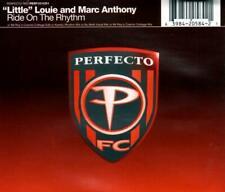 Petit Louie Et Mark Anthony - Ride On The Rhythm (4 Trk CD / 1997)