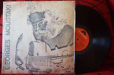 GEORGES MOUSTAKI ** En Español (In Spanish) ** ORIGINAL 1970 VERY RARE CHILE LP