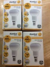 4 X R50 6 Watt LED Reflector Lamp Replacement Bulb Lamp SES E14 Cool White 4000k