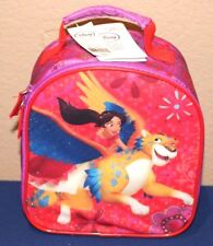 Disney Princess Elena Of Avalor Insulated Lunch Bag, LUNCH PAIL  Free Shipping