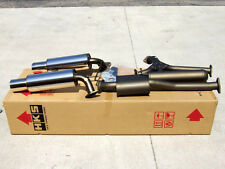HKS RACING 2000-2009 HONDA S2000 HI POWER CATBACK EXHAUST SYSTEM