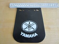 Yamaha Universal motorcycle mudguard rubber flap mud guard NOS 1d