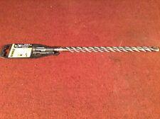 """(1) Dewalt Dw5439 1/2"""" X 10"""" X 12"""" SDS Plus Carbide Rock Hammer Drill Bit New"""