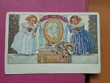 Normalformat Sammler Motiv Ansichtskarten vor 1914 kolorierte