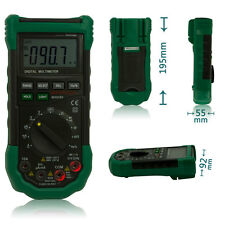 MASTECH MS8268 Auto Manual Digital Multimeter AC DC Voltage Capacitance Tester