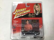 White Lightning Buffy the Vampire Slayer Spike's Black Desoto