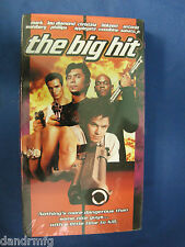 NEW The Big Hit (VHS, 1998, Closed Captioned) 043396024595
