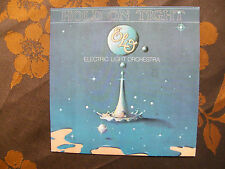 "SP  ELECTRIC LIGHT ORCHESTRA  ""Hold on tight""  Jet Records 7011 -  France (1981)"