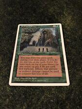 Sylvan Library - 4th Edition Magic MTG
