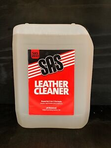 5 Litre S.A.S Leather Cleaner Container - SAS2033