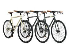 Bikestar singelspeed 700c 28 pulgadas City ciudad bicicleta bicicleta de carreras Retro Vintage