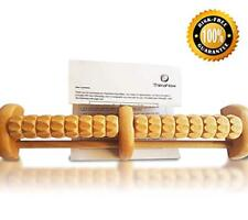 Foot Massager Roller - Plantar Fasciitis & Trigger Point Relief Relieves aches &
