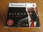 Hitman Blood Money PROMO - PS2 (Full Promotional Game) PlayStation 2