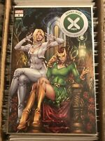 GIANT SIZE JEAN GREY EMMA FROST 1 WHITE QUEEN MARVEL GIRL KAEL NGU VARIANT COVER