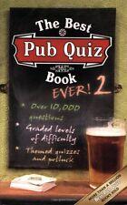 The Best Pub Quiz Book Ever! 2,Roy Preston, Sue Preston