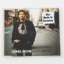 Lionel Richie - Just for You Maxi CD. UPC: 602498620519