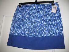 NWT Michael Kors Royal Blue Skirt Size 10P MSRP $ 69. Above Knee,