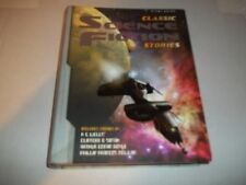 Classic Science Fiction Stories by H G Wells, Clifford D Simak, A C Doyle SC new