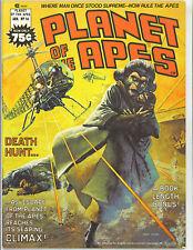 Planet of the Apes #16 US Magazine mag fn+ 1976 scarce Marvel Comics US comics