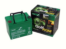 Pro Rider Electric Golf Trolley Replacement Battery Lucas
