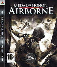 Medal of honor: airborne PS3 * en excellent état *