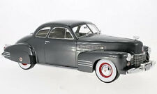 Cadillac Series 62 Club Coupe 1941  metallic-dunkelgrau 1:18 BOS   >>NEW<<
