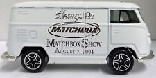 Matchbox 2004 VW Volkswagen Hershey collector diecast show Mint boxed BROWN