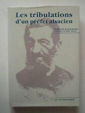 LES TRIBULATIONS D'UN PRÉFET ALSACIEN FERDINAND DE DURCKHEIM À TRAVERS LE XIXe