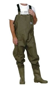 Shakespeare PVC Chest Waders. Sz 8....Brand New!