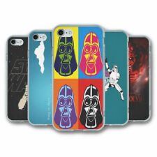 Para iPhone 7 & 8 Funda De Silicona Cubierta De Star Wars Colección 5