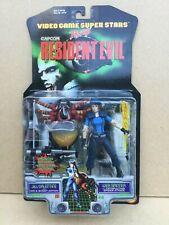 Toy Biz Resident Evil figure of Jill Valentine. BNIB. 1998