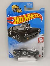 2021 Hot Wheels Rodger Dodger Magic 8 Ball Mattel Games As I See it Yes