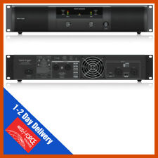 Behringer NX1000 NX Range Class D Amplifier Amp Loudspeaker