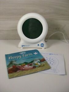 Gro Clock The Amazing Sleep Trainer for Young Children+Book & Instructions Boxed