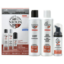 "Nioxin System No.4 ""Trial"" Kit For colored hair with progressed thinning w/Free"