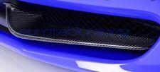 Ferrari 458 Italia Carbon Fiber Front Bumper Wings/Flaps NEW USA SELLER!