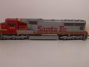 Athearn Genesis Santa Fe SD75M   DCC Ready HO Scale NIB