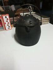 More details for antique kenrick 2 gallon slack's patent digester gypsy cooking pot
