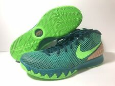 NIKE KYRIE 1 AUSTRALIA TEAL EMERALD GREEN 705277-333  MENS SIZE 12 DS