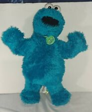 """Limited Edition Build A Bear Cookie Monster Stuffed Plush Doll 21"""" Tall"""