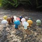 1pc Natural Mushroom Carved Quartz Crystal Toadstool Carving Healing Stone