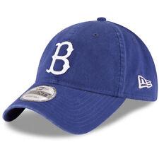 New Era MLB Brooklyn Dodgers Team Dad Hat 9TWENTY Adjustable Cap Hat NewEra